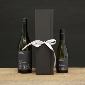 Premium White Wine Set - wines, beers & spirits