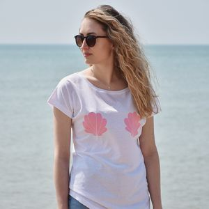 Mermaid Loose Fit Women's T Shirt - summer sale