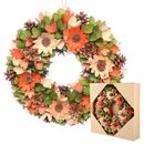 Spring Petals Handmade Door Wreath