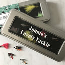 Personalised Fly Fishing Tin Gift Set