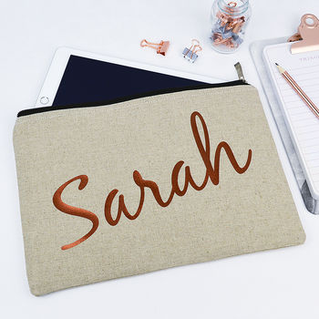 Personalised Name iPad Tablet Case