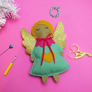 Fairy Tree Topper Craft Kit