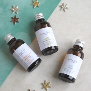 Cocktail Bath Oils Gift Set - new in home