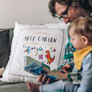 Personalised Child's Storybook Cushion