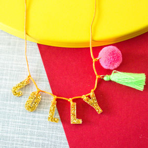 Jolly Christmas Sweet Thing Necklace - new in baby & child