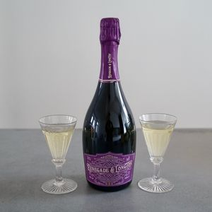 British Elderflower Sparkling Wine - champagne & prosecco