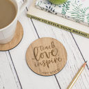 'Teach, Love, Inspire' Gift For Teacher