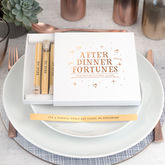 After Dinner Fortunes Dinner Party Gift - trends