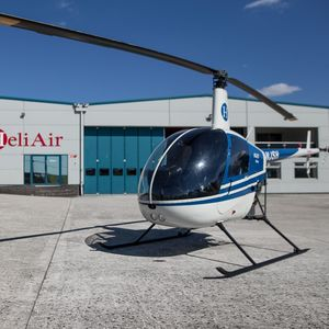 Young Flyer Helicopter Experience - shop by category