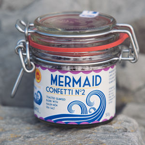 Mermaid Confetti Seaweed And Salt Rub - spices & seasonings