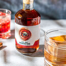 Steel Aged Manhattan Craft Whiskey Cocktail