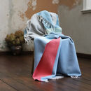 Merino Wool Throw Marco