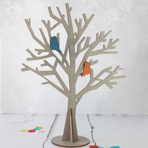 Wooden Tree For Easter