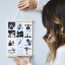 Personalised Magnetic Hanging Photo Print Frame