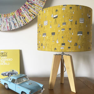 Retro Lighting Lampshade - lighting