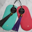 Mr And Mrs Personalised Luggage Tags