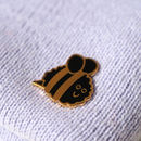 Bee Enamel Pin Badge