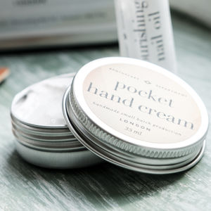 Pocket Hand Cream - secret santa gifts