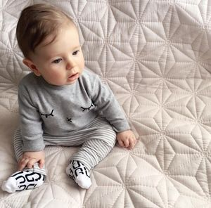 'Sleepy' Sweatshirt - babies' tops