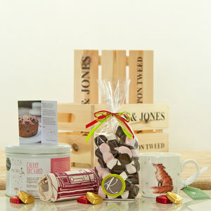 Afternoon Cake With Mr Fox Gift Hamper