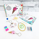 Ice Cream Themed Jewellery Making Craft Kit