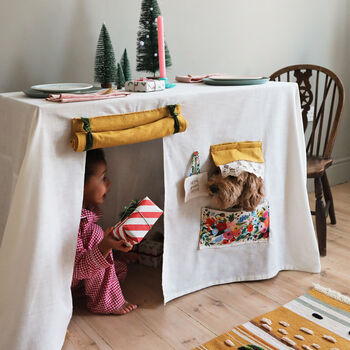 Kid's Play Den Tablecloth