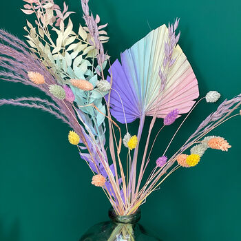 The Ice Cream Sherbet Sundae Letterbox Dried Flowers