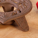 Cast Iron Tealight Holder And Snuffer Gift Set