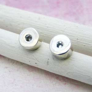 Birthstone Stud Earrings - new in jewellery