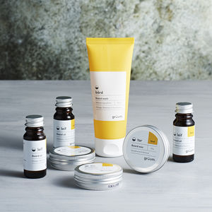 Nourish And Flourish Beard Care Kit - lust list for him