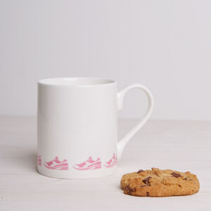 Bike Or Trainer China Mug