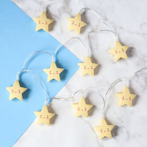 String Of Star LED Lights - children's lighting