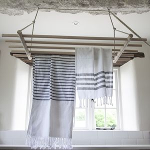 Ceiling Dryer - ironing