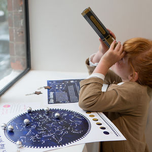 Personalised Astronomical Adventure Kit - best gifts for boys