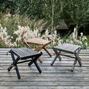 Harmen Outdoor Footstool