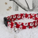 Frosty The Snowman Dog Collar