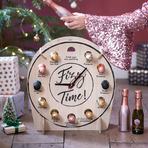 Prosecco O Clock Advent Countdown Calendar - advent calendars