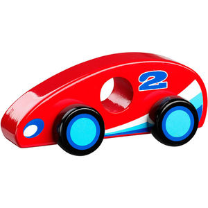 Push Along Racing Car - traditional toys & games
