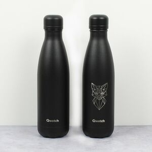 All Black Collection Insulated Stainless Steel Bottles