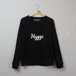 Organic Cotton Hygge Jumper - christmas jumpers