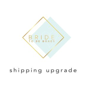 Pre Approved Order Purchased Shipping Upgrade