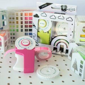 Embossing Label Maker And Tape Pack