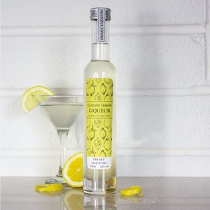 Cloudy Lemon Vodka - wines, beers & spirits