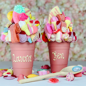 Pink Chocolate Smash Cup - gifts: under £25