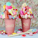 Pink Chocolate Smash Cup