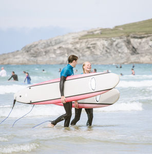 Surf, Pizza And Prosecco Experience For Two