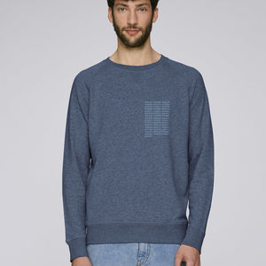 Binary Code Love Sweatshirt