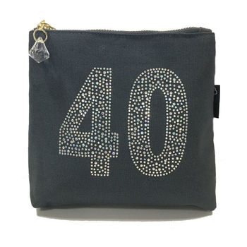 40th Birthday Bag