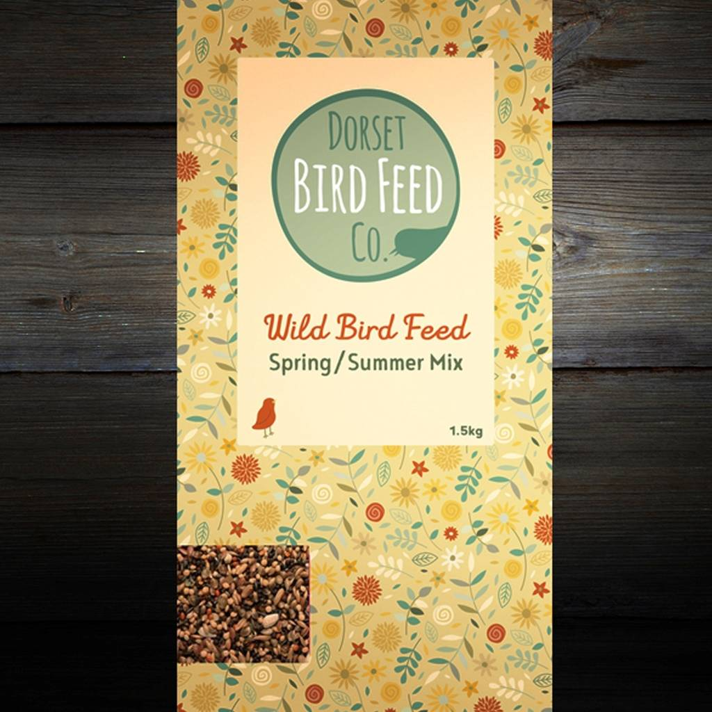 Wild Bird Feed Spring And Summer Mix