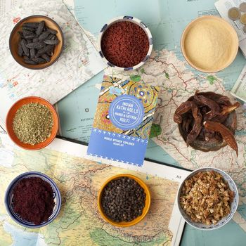 Twelve Month World Kitchen Spice Subscription